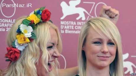 افشای راز زنهای برهنه و فمینیست اوکراینی (18+)
