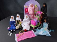 عروسک باربی از نوع مسلمان (عکس)