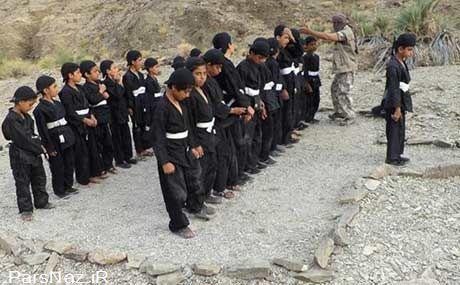 تروریست ها و عاملان درگیری مسلحانه سراوان (18+)