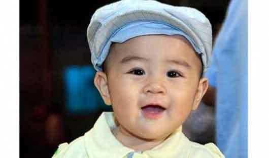 عکس لو رفته از پسر بچه میلیاردر (عکس)