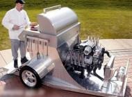خودروهای غیر عادی و عجیب موتوری (عکس)