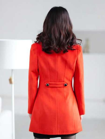 مدل پالتو دخترانه 2014