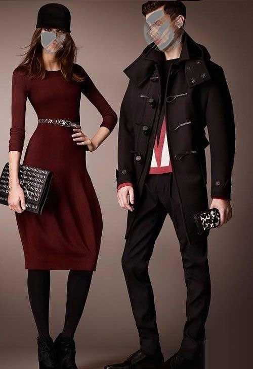 مدل لباس ست زنانه و مردانه 2013 (عکس)