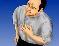 رایج ترین علامت سکته قلبی