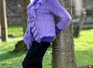 پیرزنی که در جذاب ترین ها انتخاب شد (عکس)