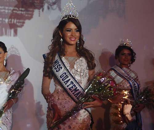 دختر 23 ساله منتخب در مراسم دوشیزه جهان
