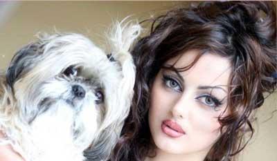 زیباترین دختر مانکن و مدل مشهور ایرانی (عکس)