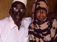 ازدواج عجیب پیرمرد 112 با دختر جوان (عکس)