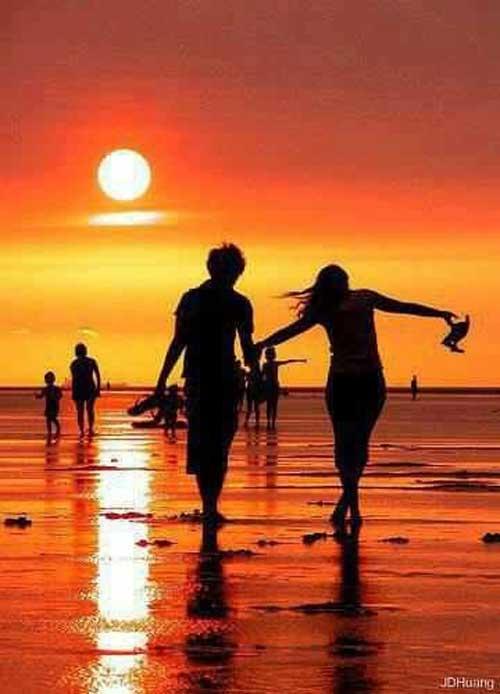 عکس های احساسی و عاشقانه زیبا