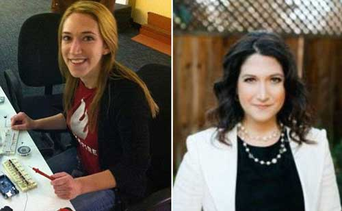 مصاحبه شنیدنی با خواهر رئیس فیس بوک