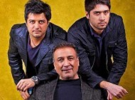 عکس خانوادگی عبدالرضا اکبری بازیگر معروف