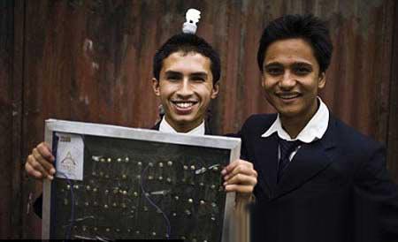 نوجوانانی که دنیا را تکان دادند (عکس)