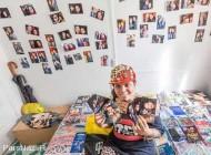 دختری که با 10000 هالیوودی خاطره دارد (عکس)