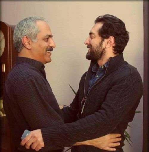 عکس داغ منتشر شده از مهران مدیری در فیسبوکش