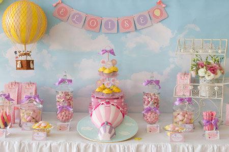 تم بالون ویژه تولد کودکان شما (عکس)