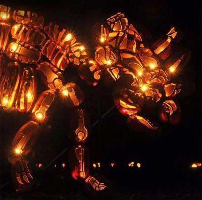 دایناسورهای عجیب و عظیم قرن 21 (عکس)