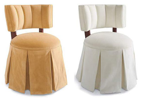 صندلی های سلطنتی و پرنسسی جذاب (عکس)