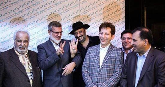 بررسی تصویر جنجالی امیرجعفری و بابک زنجانی