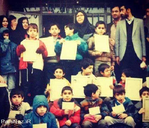 بهرام رادان عکس خصوصی اش را به اشتراک گذاشت (عکس)