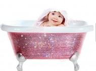عکس جنجالی از وان حمام بینظیر دختر بیانسه