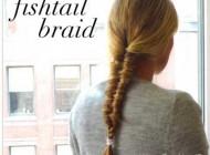 آموزش تصویری مدل جدید برای بافتن موی خانم ها