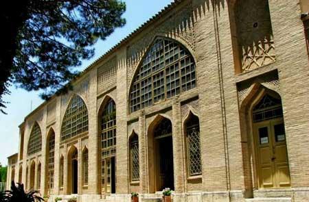 عکس های دیدنی از تالار اشرف در اصفهان