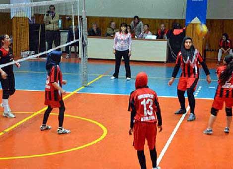 حجاب زنان ورزشکار ترکیه خبرساز شد!! (عکس)