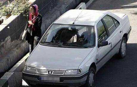 مردان متاهل بیشترین مشتریان خانم های خیابانی (عکس)