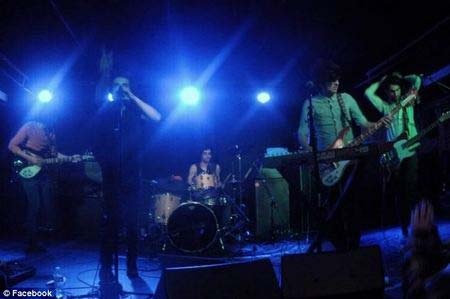 تیراندازی در گروه موسیقی ایرانی در نیویورک! (عکس)
