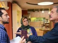 بهرام رادان در حال تماشای سریال حریم سلطان (عکس)