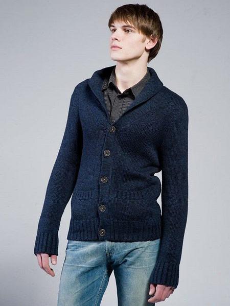 عکس هایی از مدل لباس های زمستانی مردانه 2014
