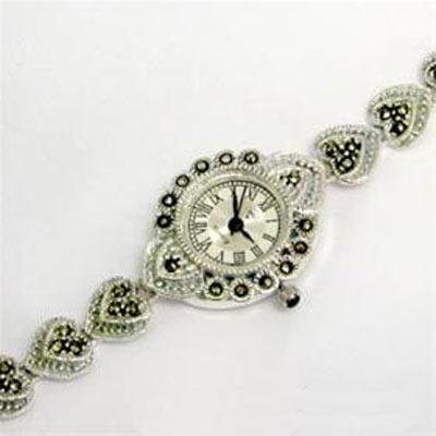عکس هایی از مدل های ساعت نقره