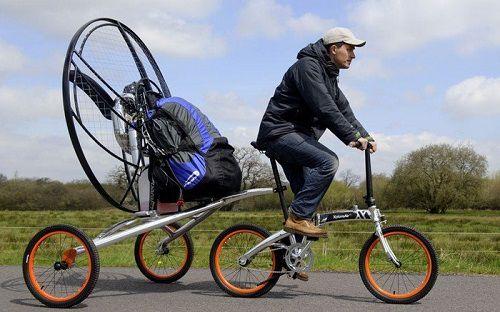 دوچرخه های آینده این شکلی می شود + عکس