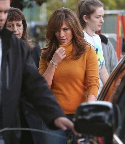 عکس های جنیفر لوپز در فیلم جدیدش – Jennifer Lopez