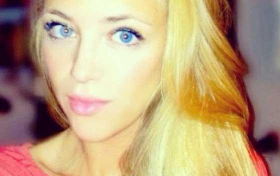 خانم لیلا گراسی نامزد زیبای الکسیز سانچس مهاجم بارسلونا