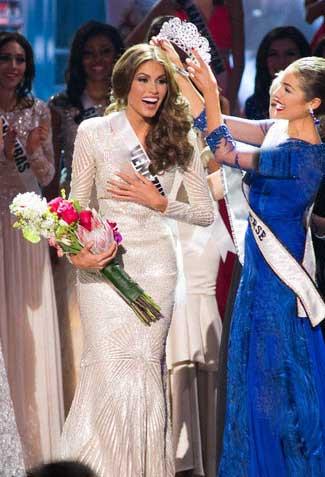 زیباترین دختر جهان در سال 2013 انتخاب شد (عکس)