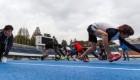 این مرد میمونی رکورد جهانی 100 متر را شکست (عکس)
