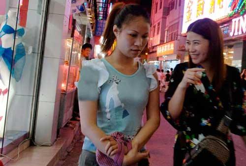 معشوقه های آقایان ثروتمند چینی (عکس)