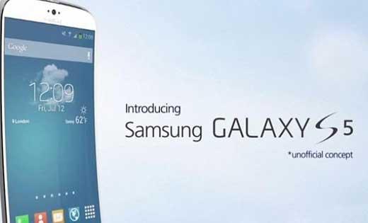 موبایل جدید سامسونگ گالکسی S5 در راه است