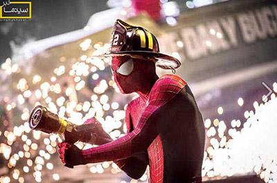 عکس های فیلم مرد عنکبوتی شگفت انگیز 2