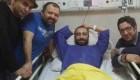 مجید صالحی دچار حمله قلبی شد (عکس)