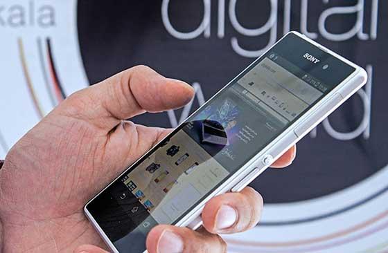 درمورد موبایل سونی اکسپریا زد وان Sony Xperia Z1