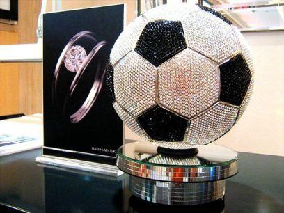 گران ترین توپ جهان (+عکس)