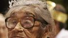 انتخاب پیرزن 104 ساله به عنوان ملکه زیبایی!!