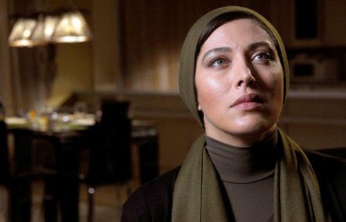 عکس مهتاب کرامتی در فیلم اشباح