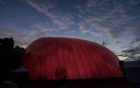 ساخت اولین سالن متحرک کنسرت جهان (+عکس)