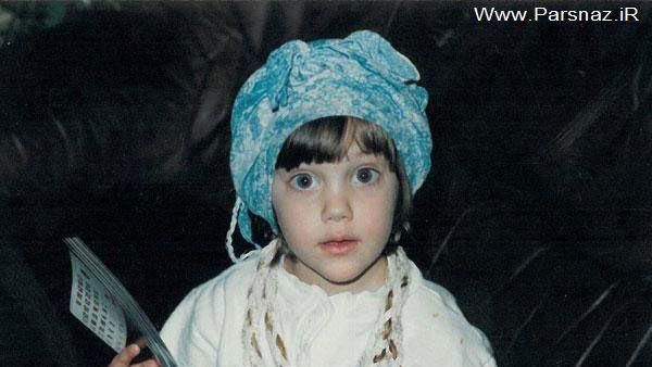 عکس های کودکی خرم سلطان