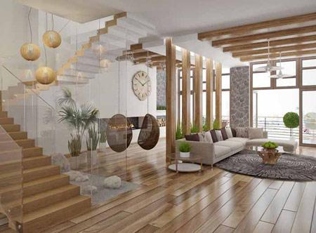 عکس هایی از مدل دکوراسیون خانه های لوکس