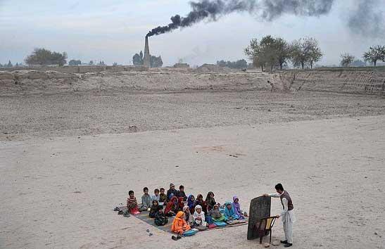 مدرن ترین مدرسه در جهان (+عکس)