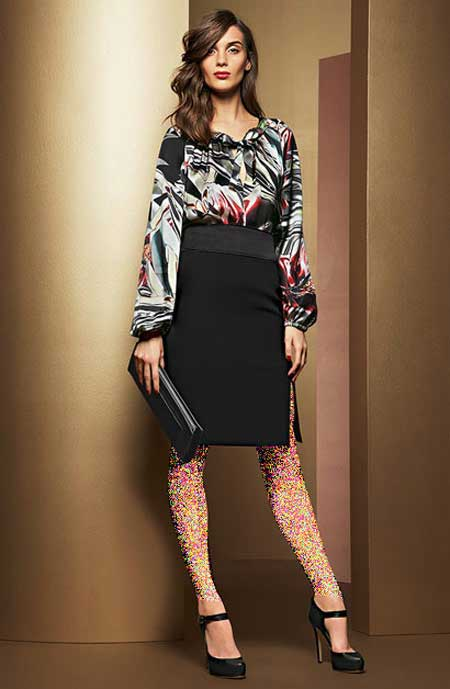 مدل لباس های Escada برای پاییز و زمستان